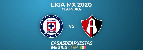 Liga MX 2020 Clausura - Cruz Azúl vs. Atlas - Predicciones de Fútbol