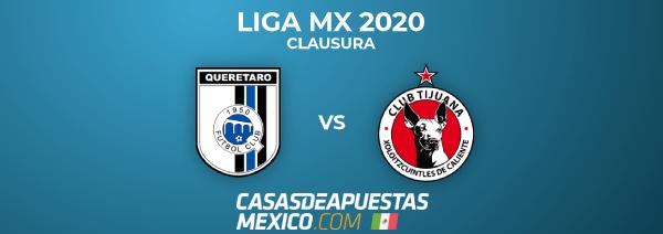 Liga MX - Querérato vs. Tijuana - Pronóstico de Fútbol