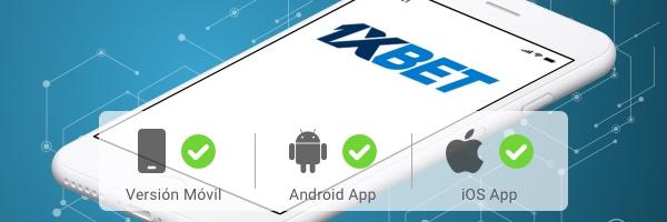 App de apuestas - 1xBet App Mexico Descargar APk Android e iOS