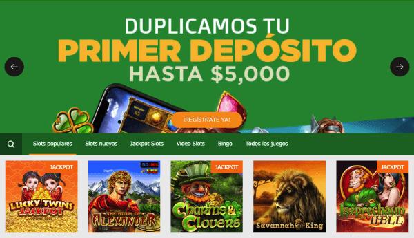 Ganabet México - Casino Promociones