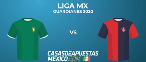 Pronósticos de apuestas - Leon vs. Atlas - Liga MX 31/08/20