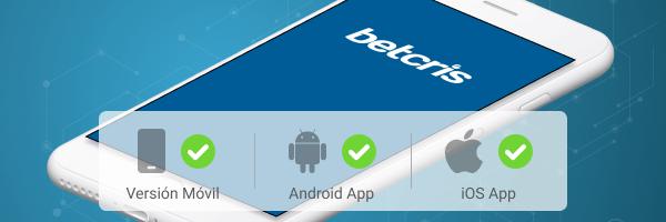 Betcris App - Casas de apuestas en México para Android e iOS