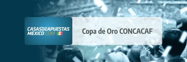 Copa de Oro Concacaf - Banner de casasdeapuestas-mexico.com