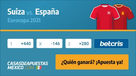 Apuestas Pronósticos Suiza vs. España - Eurocopa 2021 02/07/21