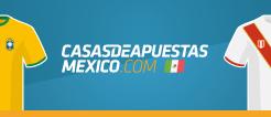 Apuestas y Pronósticos - Brasil vs. Perú 18/06/21 - Copa América 2021 - Casasdeapuestas-mexico.com