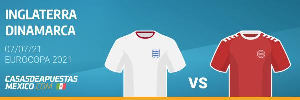 Pronósticos Inglaterra vs. Dinamarca – Eurocopa 2021 07/07/21