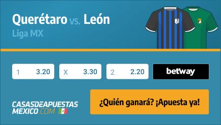 Apuestas Pronósticos Querétaro vs. León - Liga MX 05/08/21